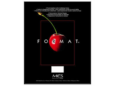 MCS Format Frame 8x10 Black (Same Shipping Any Qty)