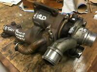 TURBO CHARGER (Transit Connect 2006 - 12)