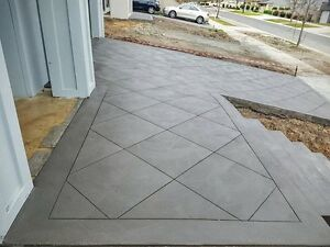 Western Concreting services Caroline Springs Melton Area Preview