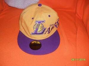 Los Angeles Lakers cap New one size fits all adjustable Rutherford Maitland Area Preview