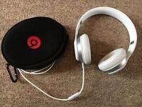 Beats Solo 2 White Headphones! £50 ono!