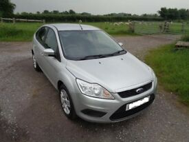 FORD FOCUS 1.6 ZETEC, 2011, ONLY 1 LADY OWNER FROM NEW,FULL FORD MAIN DEALER SERVICE HISTORY.