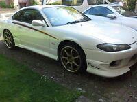 Nissan S15 Spec R Silvia Drift Car SR20 DET