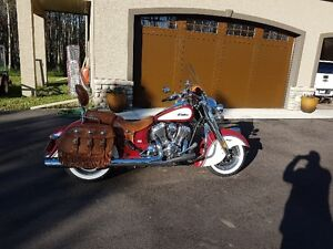 2017 Indian Chief Vintage - 97km