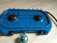 Camping items! Twin campingaz & heater with gas bottle (empty)