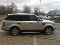 Land Rover Range Rover Sport TD V6 HSE Fully Loaded!!!