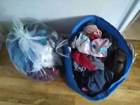 carboot joblot of clothes