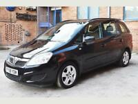 Vauxhall Zafira 1.9 CDTi Exclusiv 5dr