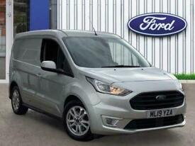 2019 Ford Transit Connect 1.5 200 Ecoblue Limited Panel Van 5dr Diesel Manual L1