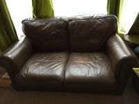 £20 EACH- 2 SEATER AND 3 SEATER SOFAS GOOD CONDITION