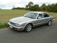 Jaguar xj8 auto needs fuel pump battery sorn swap for motorcycle or small car