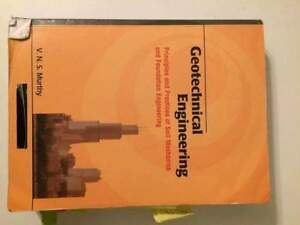 Principles of foundation and geotechnical engineering (Murphy)