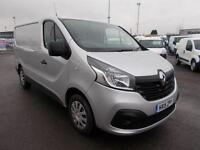 Renault Trafic Sl27 Energy Dci 120 Business+ Van DIESEL MANUAL SILVER (2015)