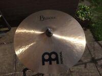 "Meinl Byzance 16"" Heavy Crash Cymbal"