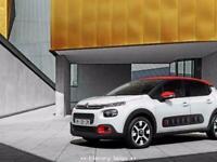 Citroen C3 1.2 Puretech Flair Hatchback 5dr Petrol Eat6 s/s 110 Ps Auto PETROL A