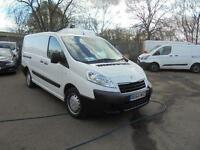 Peugeot Expert L2 1200 1.6 Hdi 90 H1 Van Sld DIESEL MANUAL WHITE (2014)