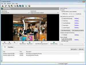Video Security Monitor Webcam Creating 75