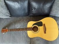 FENDER CD 60 GUITAR, USED BUT IN EXCELLENT CONDITION, SELLING CAUSE I NEED RENT MONEY, CALL NOW!