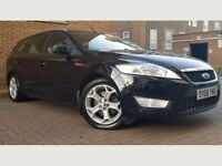 Ford Mondeo 1.8 TDCi Zetec Estate 5dr Diesel Manual ((WARRANTED MILEAGE))-