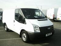 Ford Transit T280 SWB LOW ROOF VAN TDCI 100PS AIR CON DIESEL MANUAL WHITE (2013)