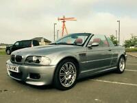 BMW M3 CONVERTIBLE 2004