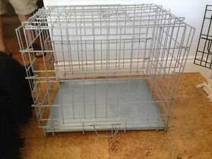 Medium Size Dog Cage- Excellent Condition