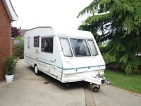 ABBEY CAPRICE 2 BERTH 1997 and awning