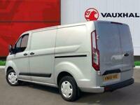 2018 Ford Transit Custom 2.0 280 Ecoblue Trend Panel Van 5dr Diesel Manual L1 H1