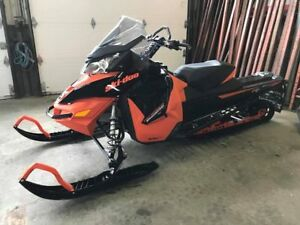 2016 Bombardier Skidoo Renegade Backcountry 800etec 146