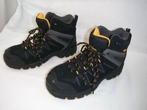 NEW Size 7.5 DAKOTA Men's or 9.5 Ladies Mid-Cut Safety Hiking Bo