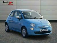 2014 Fiat 500 0.9 Twinair Colour Therapy Hatchback 3dr Petrol Manual 92 G/km 85
