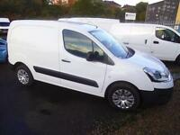 Citroen Berlingo 1.6 Hdi 625Kg Enterprise 75Ps DIESEL MANUAL WHITE (2013)