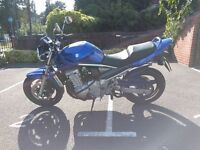 Suzuki bandit GSF 650cc K7, Naked Streetfighter Style, Great Value! Already restricted for A2!