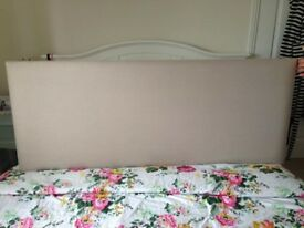 Tempur kingsize headboard