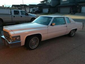 1979 Cadillac DeVille Coupe (2 door)