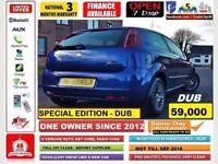 2008 Fiat GRANDE PUNTO 1.2 DUB ~ ONE OWNER SINCE 2012 - 10 MONTHS MOT, 2 KEYS, vw polo corsa fiesta