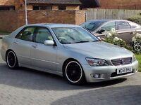 Lexus Is200 Se, Mint example, 81000 Miles, Mot till May 2018, 2 litre six cylinder