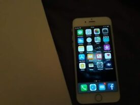 Excellent condition iphone 6 (2015)