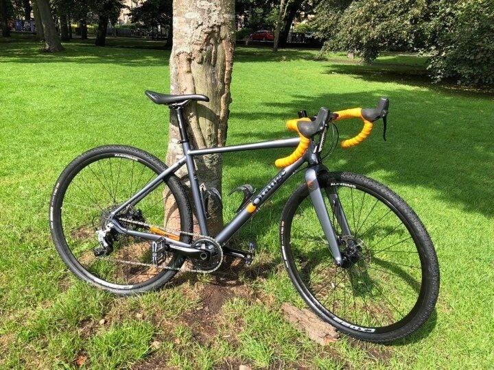 f64843861fb Ex Demonstrator Orange RX9 Pro Gravel bike 2018 Save £500 | in ...