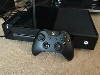 Xbox One For sale, must go as moving to University. £190 ONO