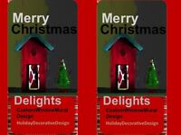 Custom Holiday Decorative Designs:Window Murals and Business Des