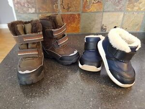 baby boots and winter shoes