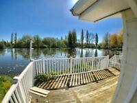 Swimming pools, 9 fishing lakes, hover crafts, 2/3 beds, Lodge, 11 month season, Northampton