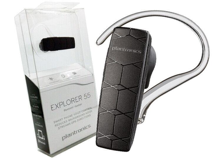 Plantronics Explorer 10 Bluetooth V3.0 Headset A2DP Music, N