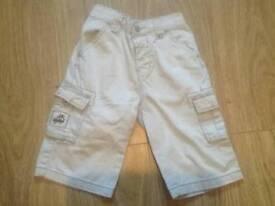 Boys 3-4 shorts