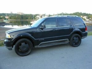 Pair of Lincoln Aviators SUVs plus Motorhome (All for $2500)