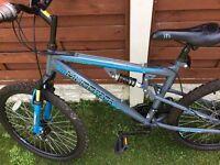 Shimano Muddy Fox Pro Mountain Bike