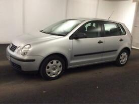 Volkswagen Polo 1.9SDI ( 64bhp ) 2004MY Twist