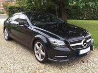 Mercedes-Benz CLS250 AMG Sport BLACK - 2.1 - CDI - Fully Loaded BlueEfficiency