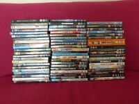 65 DVDs Job Lot